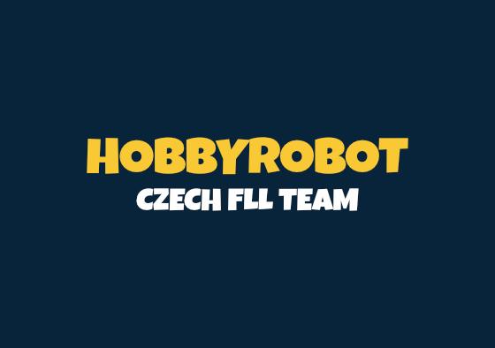 HobbyRobot - Czech FLL Team
