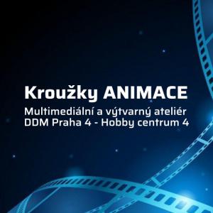 Ukázka práce kroužků animace